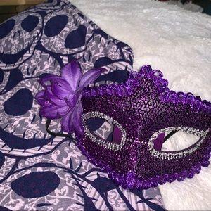 NWT mask/flower & DISNEY LU LA ROE JACK leggings